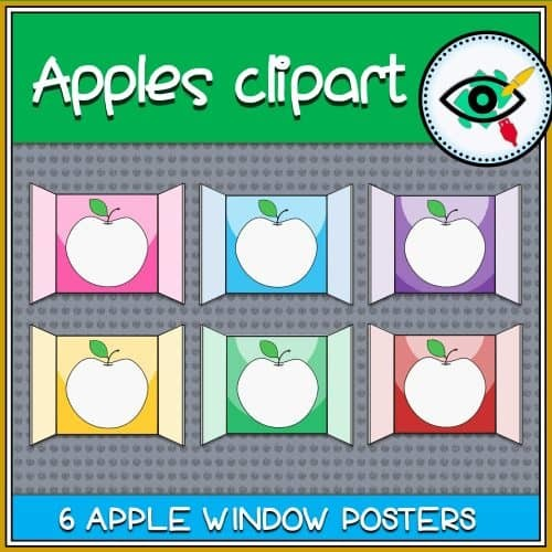 clipart-apples-cards-title1