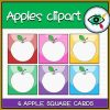 clipart-apples-cards-title2