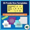 3d-puzzle-row-templates-title1