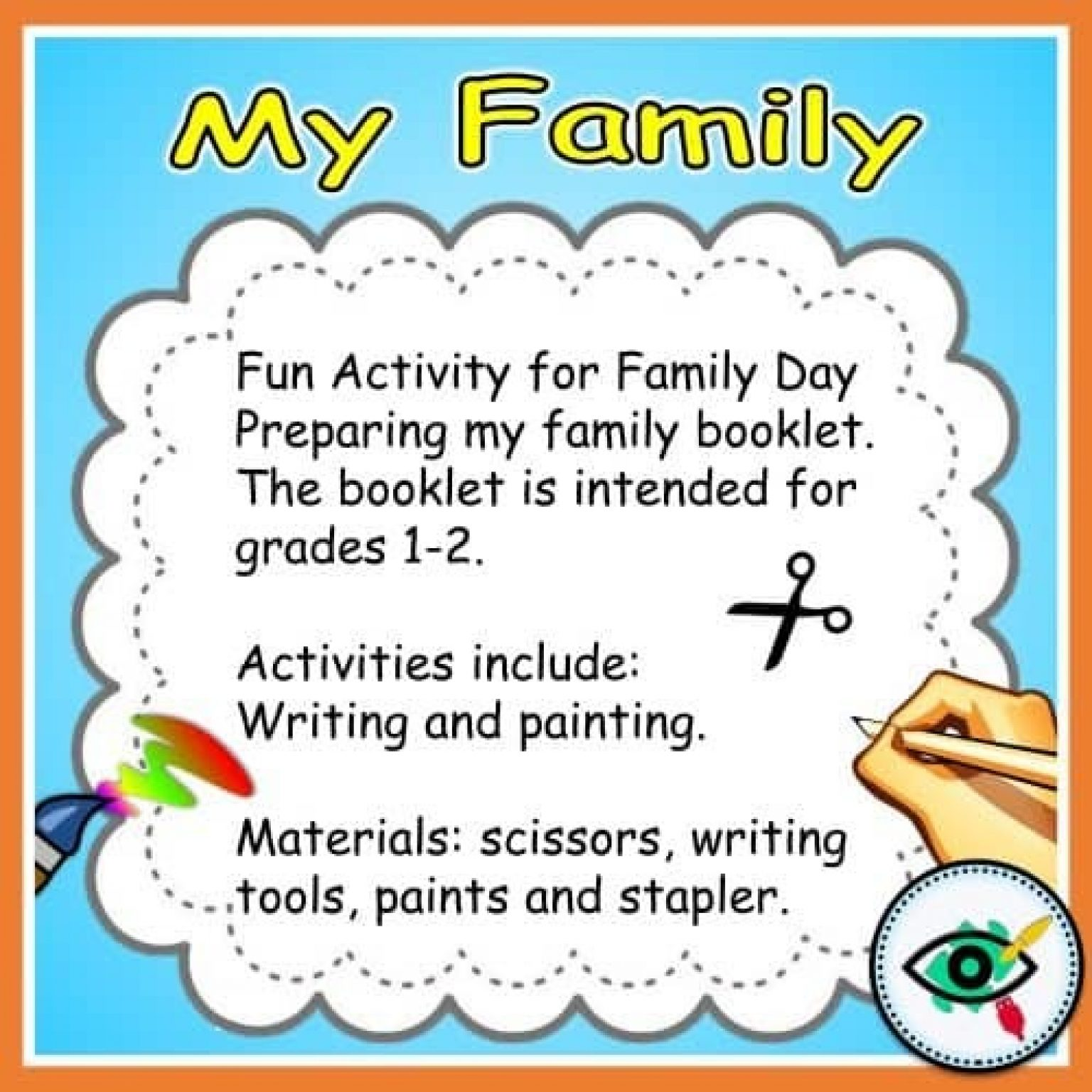 booklet-my-family-grade1-2-title1
