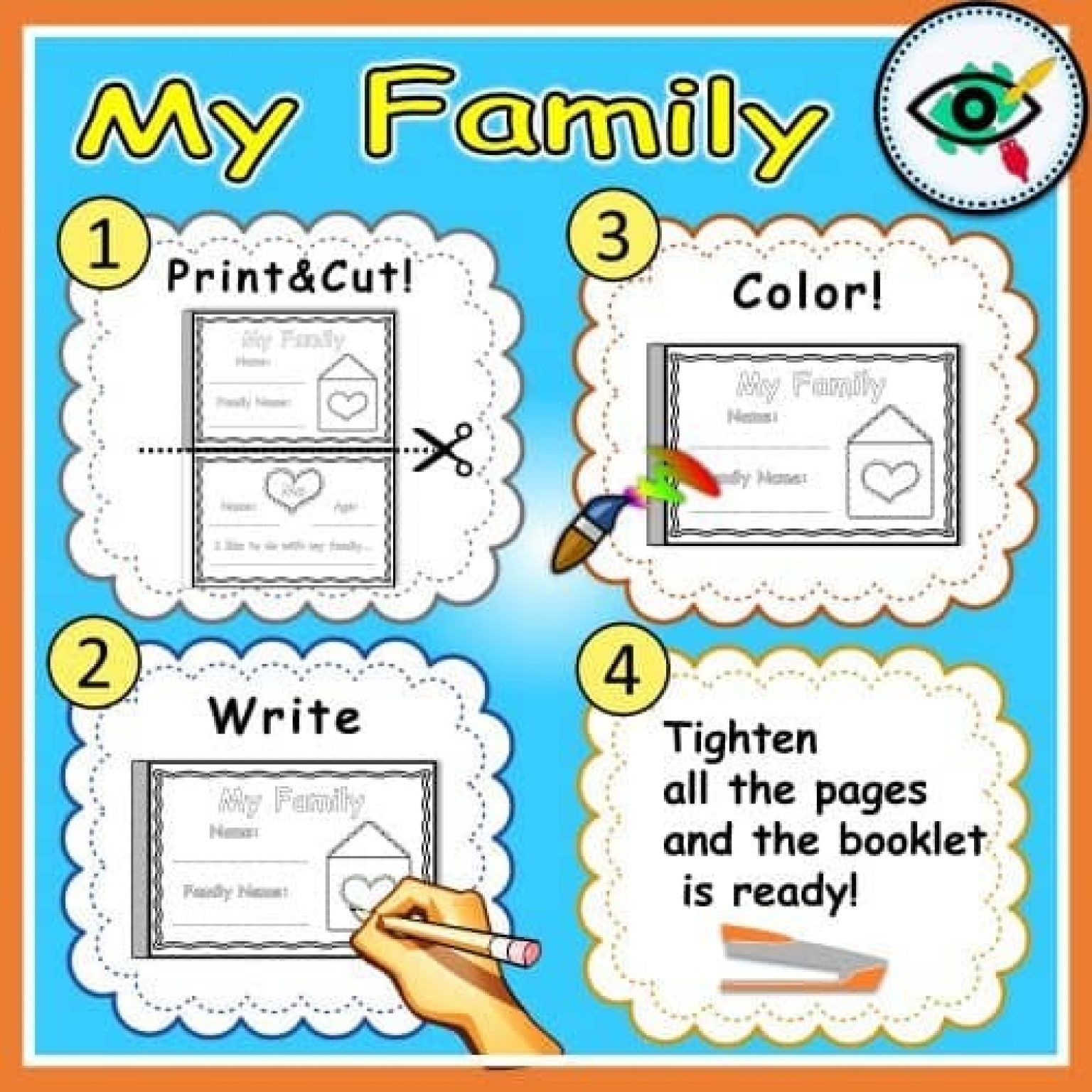 booklet-my-family-grade1-2-title2