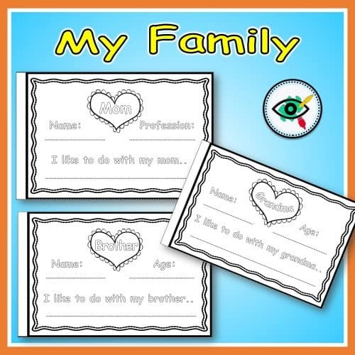 booklet-my-family-grade1-2-title3