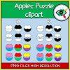 clipart-apples-puzzle-title1