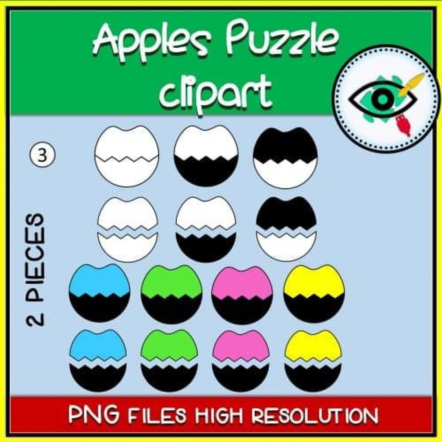 clipart-apples-puzzle-title2