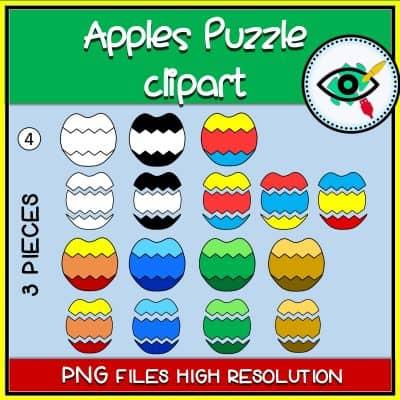 clipart-apples-puzzle-title3