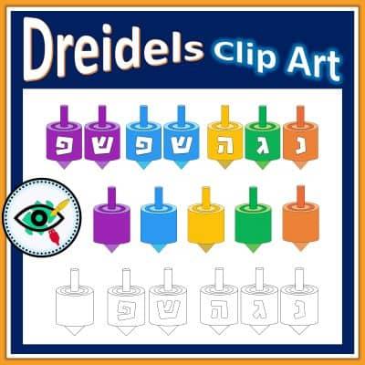 holiday-hanukkah-dreidels-clipart-title2