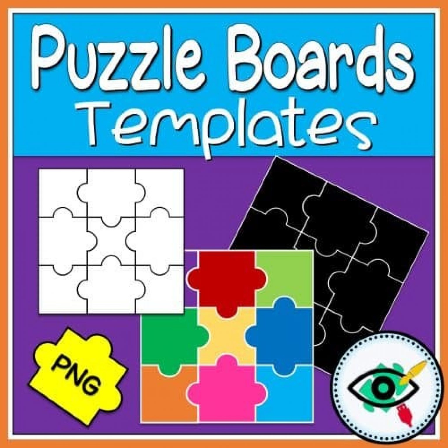 puzzle-boards-templates-title