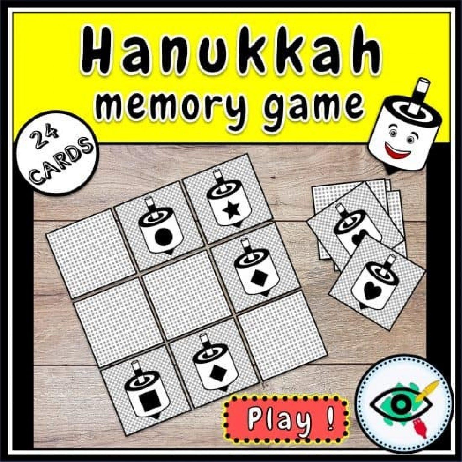 hanukkah-dreidel-shape-memory-game-title2