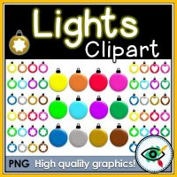 lights-clipart-title
