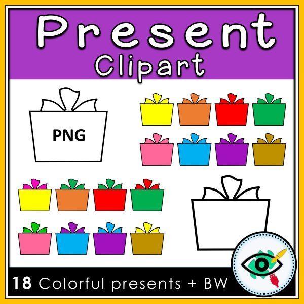 present-clipart-title1