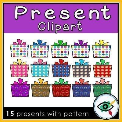 present-clipart-title3