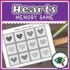 hearts-bw-memory-game-title2