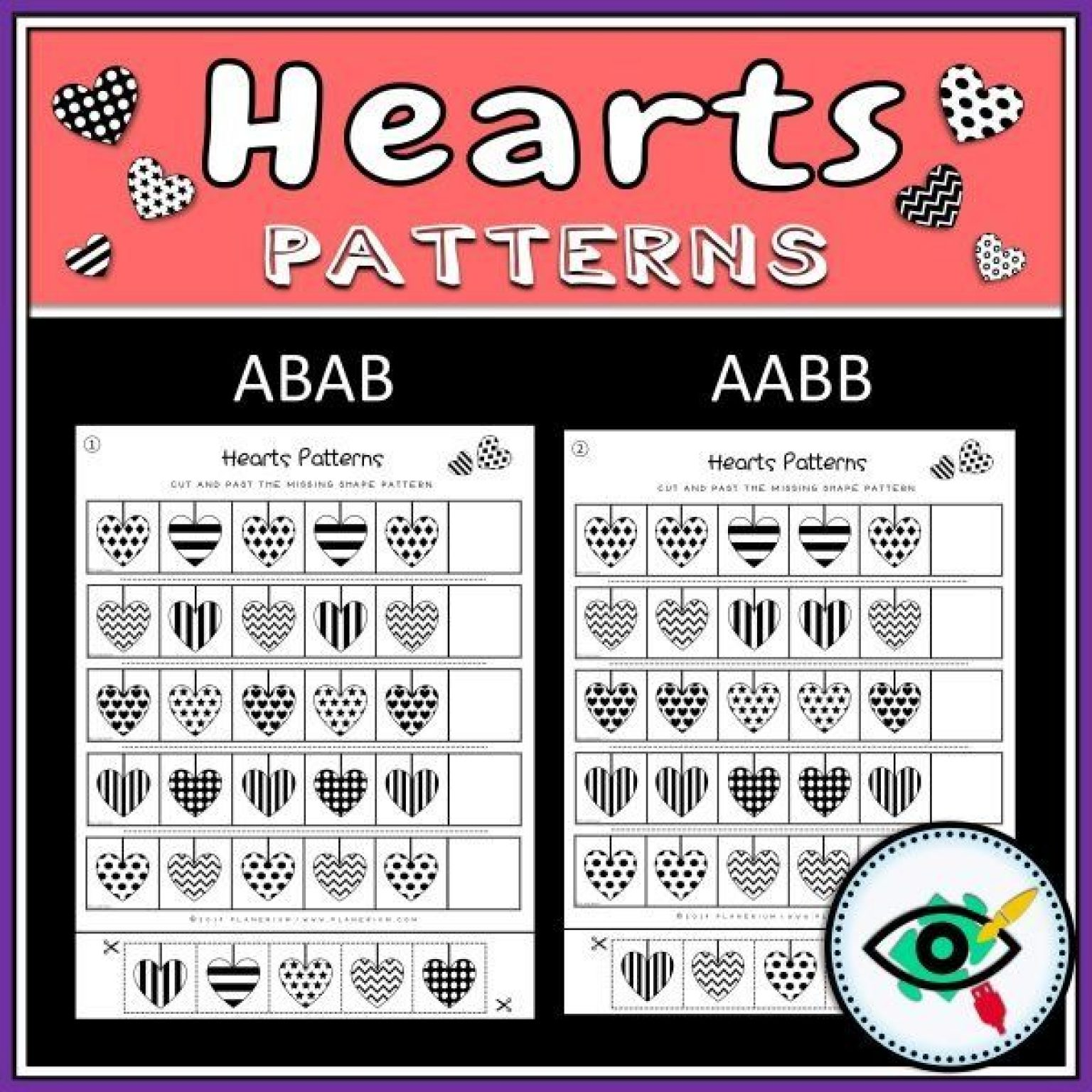 hearts-patterns-title1