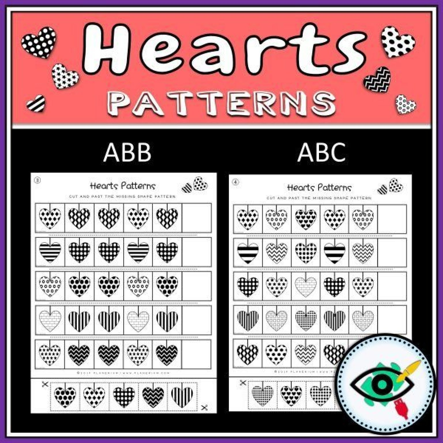 hearts-patterns-title2