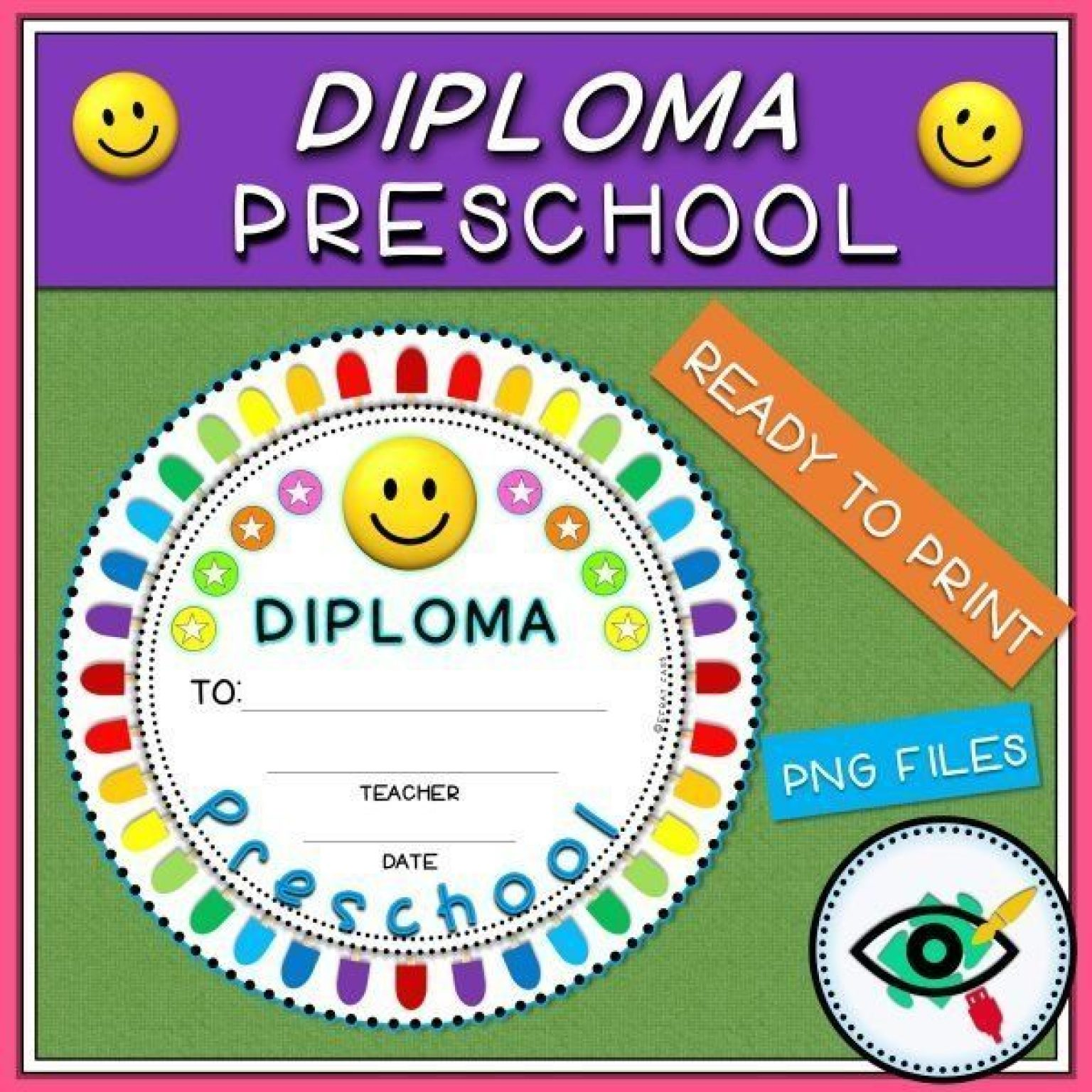 end-of-year-rounded-diploma-preschool-title1