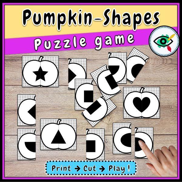 freebie-pumpkin-shape-puzzles-title1