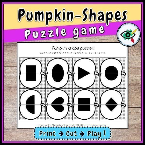 freebie-pumpkin-shape-puzzles-title2