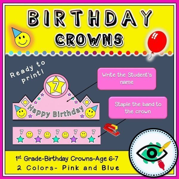 birthday-crowns-first-grade-title1