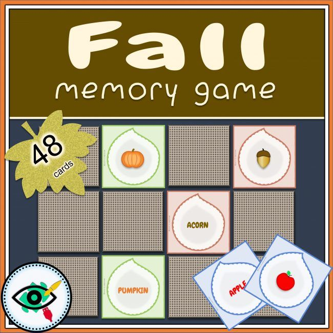 fall-memory-game-title