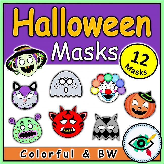 halloween-masks-title