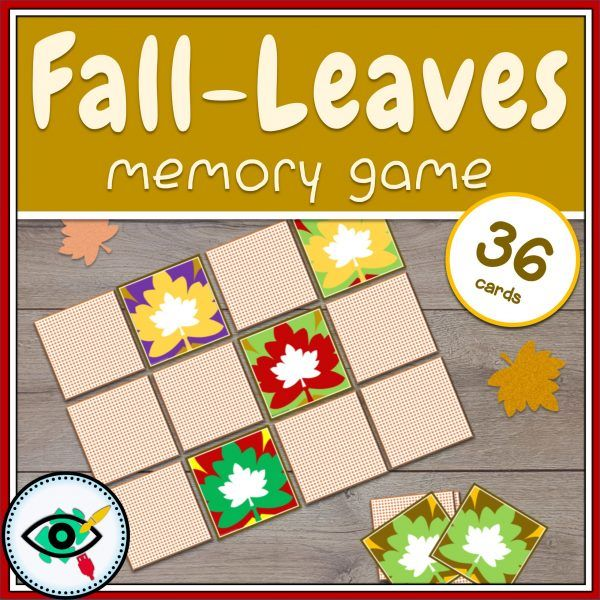 fall-leaves-memory-game-title