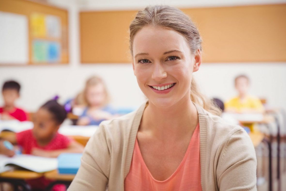 Teacher - Smiling | Planerium