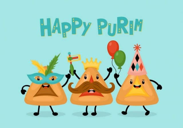 Purim holiday - Activity collection   Planerium