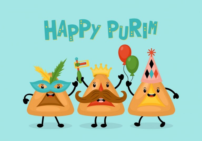 Purim holiday - Activity collection | Planerium