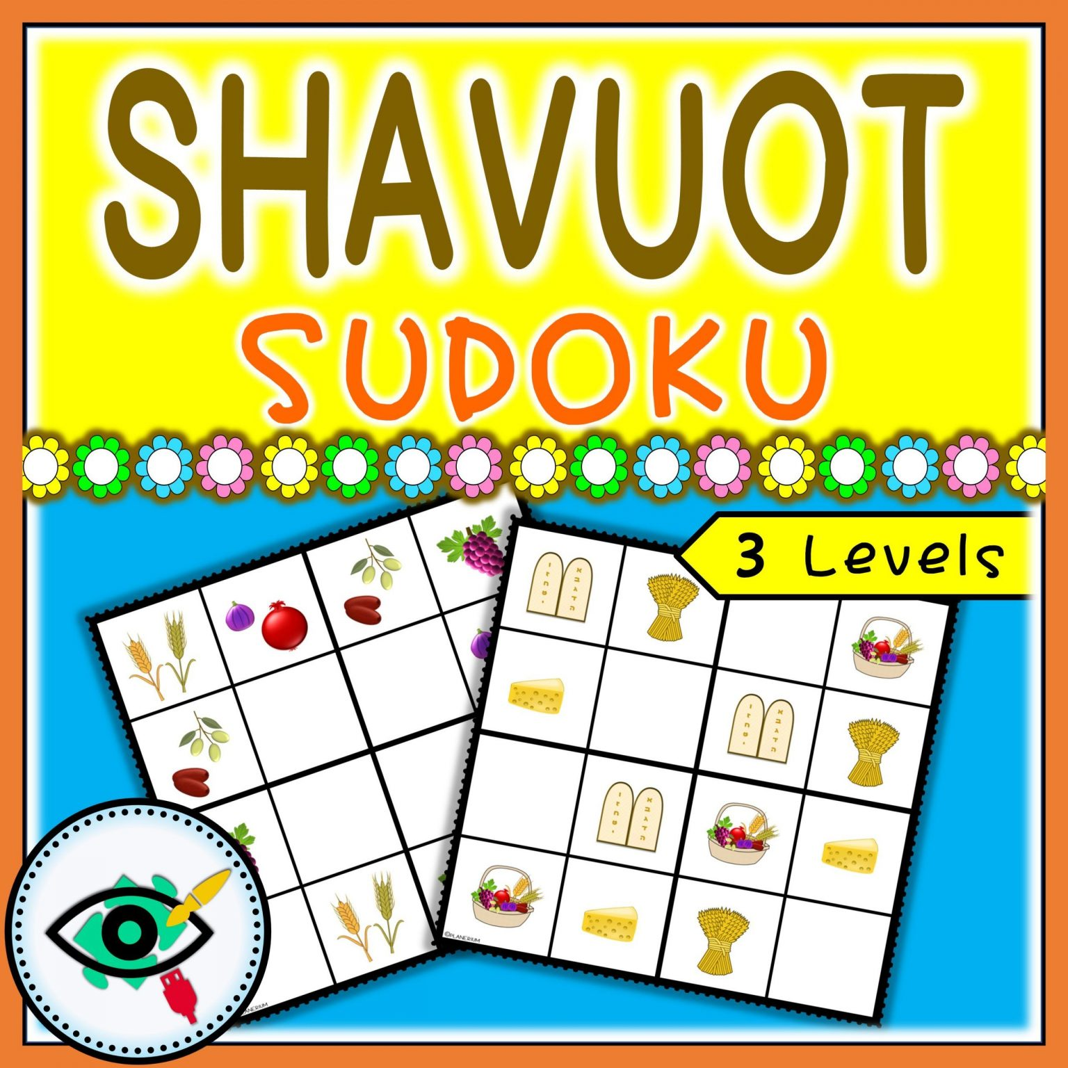 Shavuot - Sudoku Puzzle Game   Planerium
