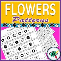 Spring - Patterns Game - Flowers | Planerium