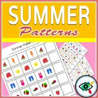 Summer - Patterns - Title