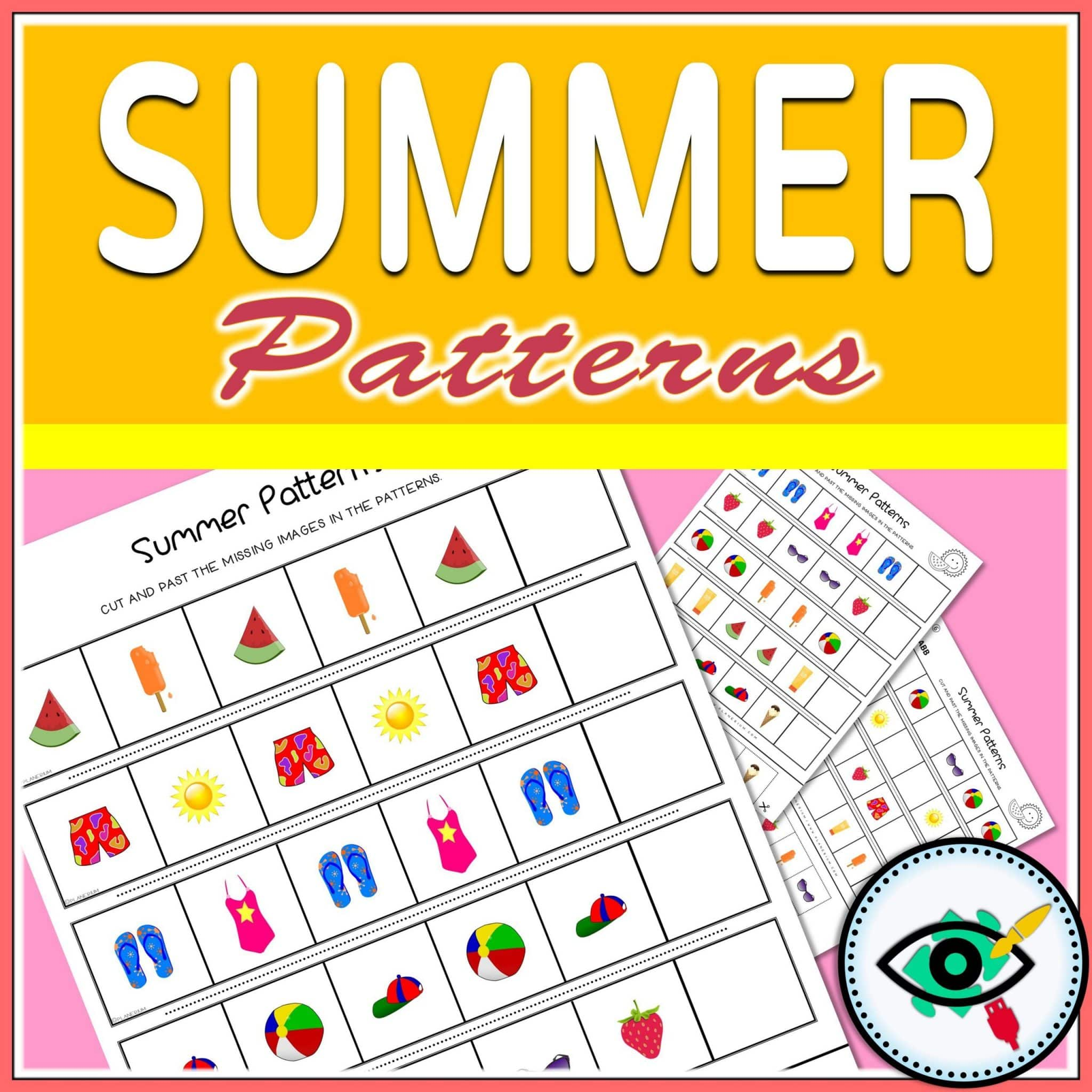Summer - Patterns - Title