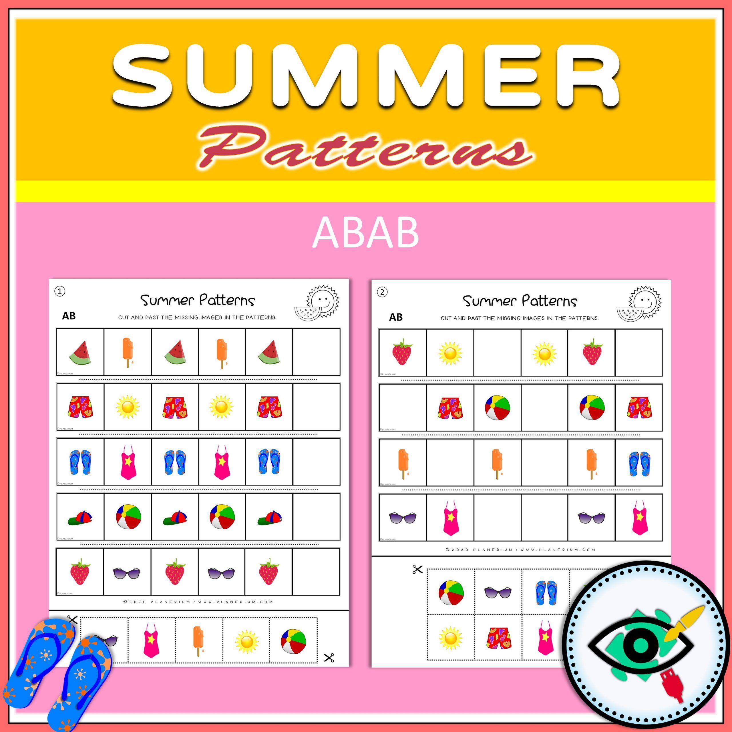 Summer - Patterns - Title 2