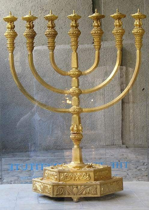 A Reconstruction of the Menorah of the Temple