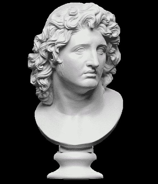 Hanukkah - Alexander The Great Sculpture | Planerium