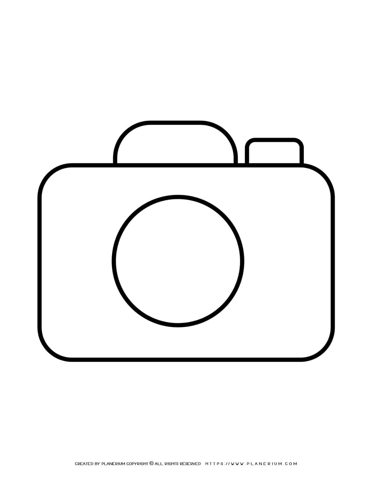 Camera Outline | Planerium