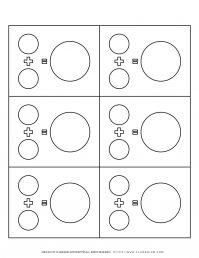 Math Equation - Addition Template | Planerium