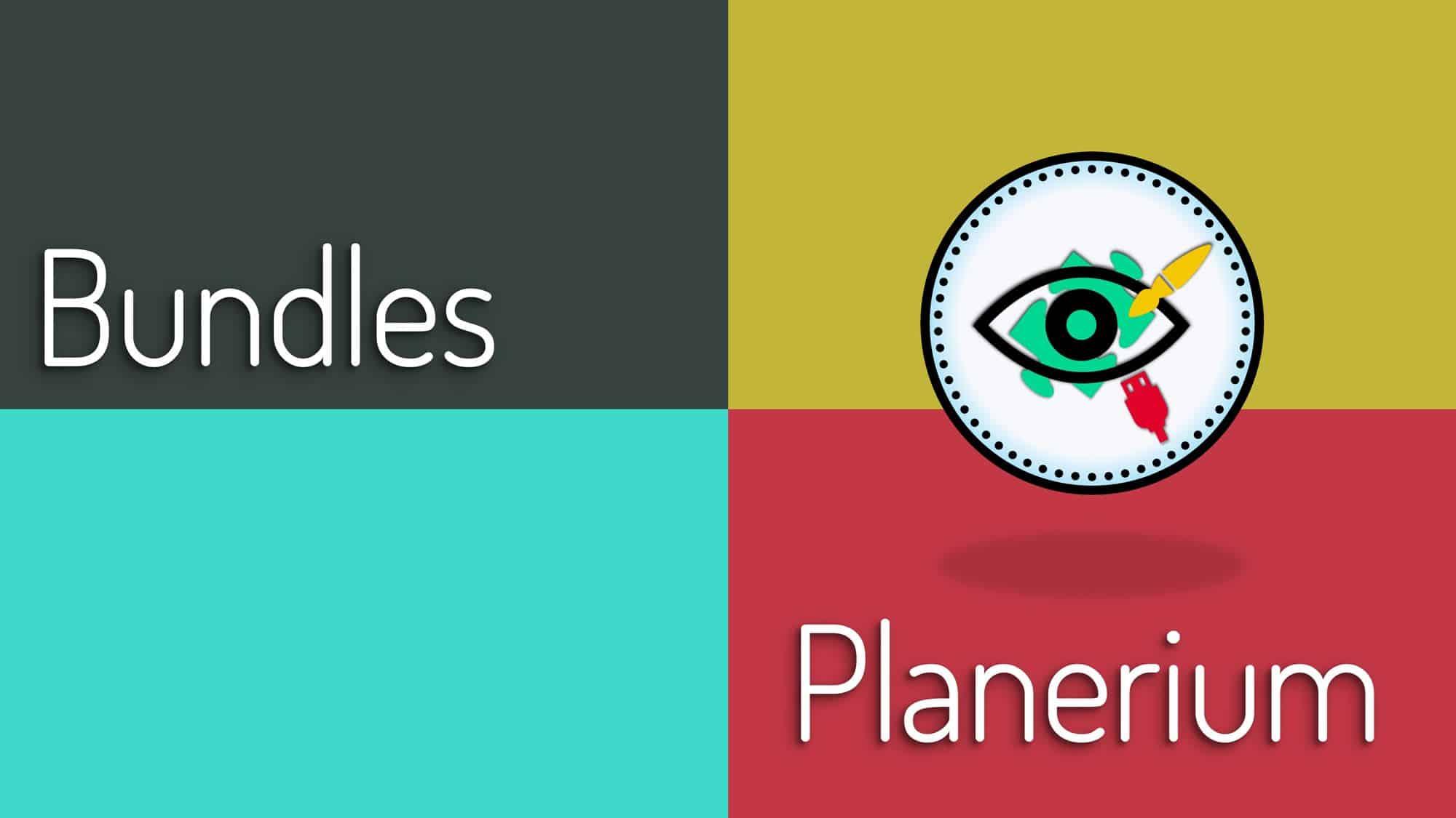 Bundles - Featured   Planerium