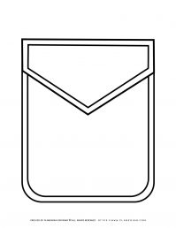 Pocket Template | Planerium