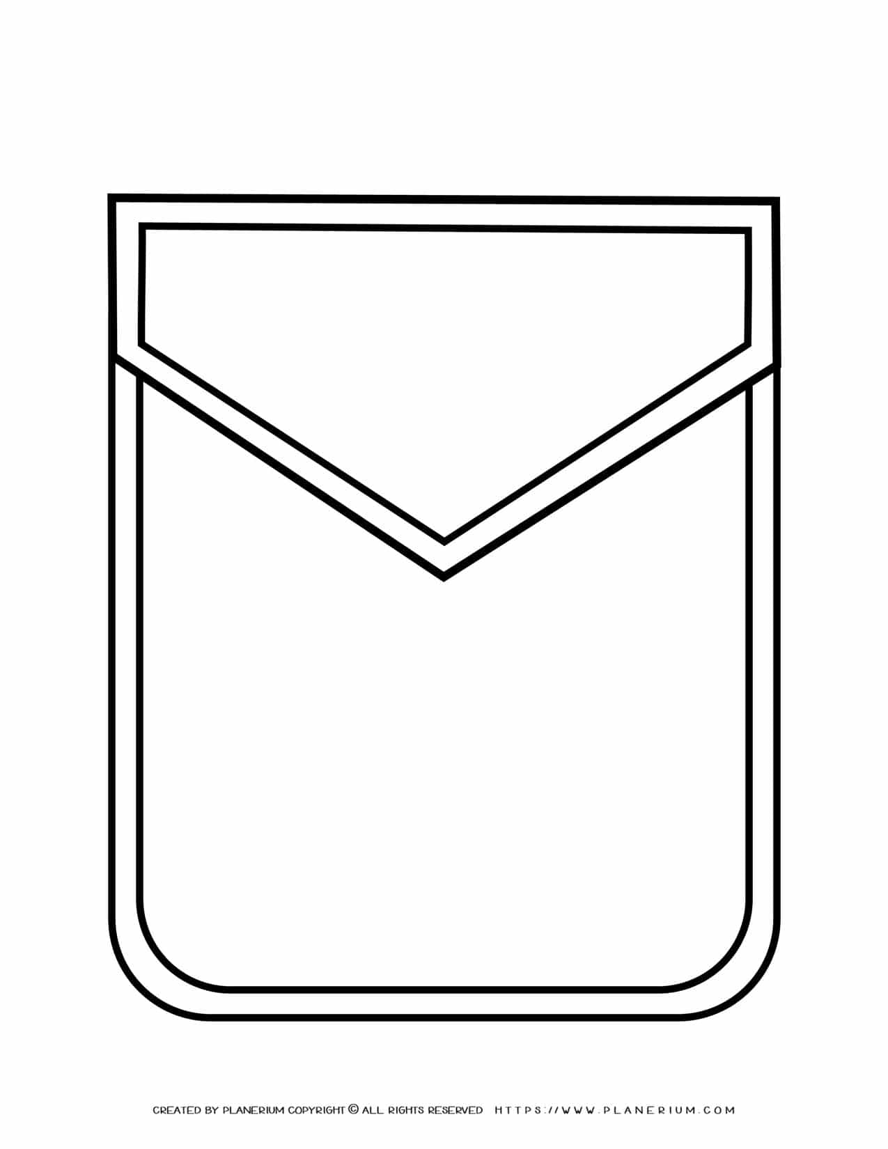 Pocket Template   Planerium