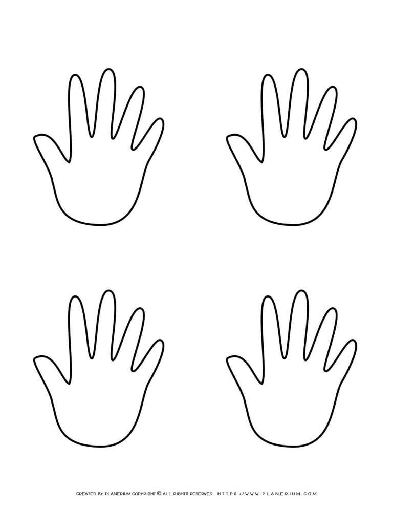 Templates - Four Hands | Planerium
