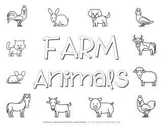 Animals Farm Images | Planerium
