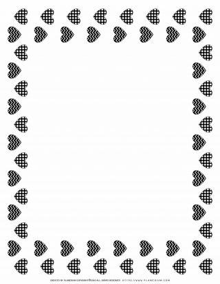 Hearts Frame | Planerium