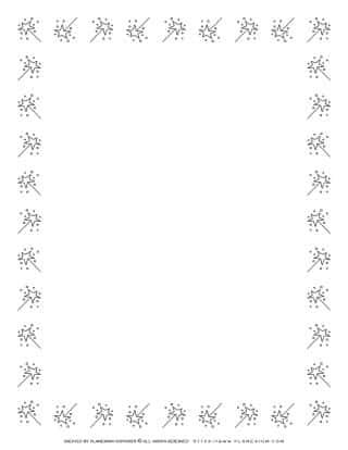 Wands Frame | Planerium