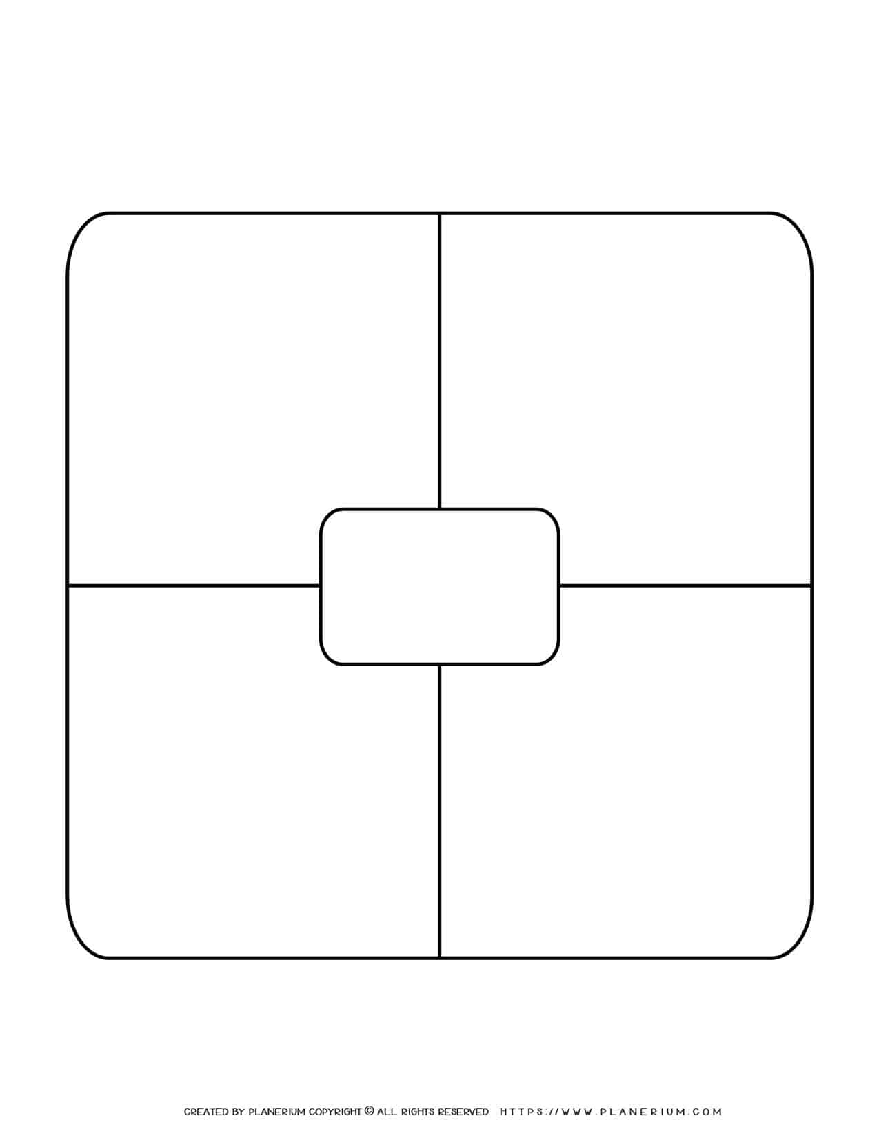 Story Map Template - Center Rectangle   Planerium