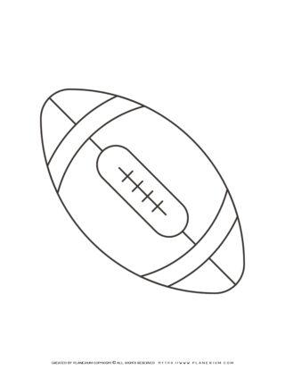 Sport Template - American Football | Planerium