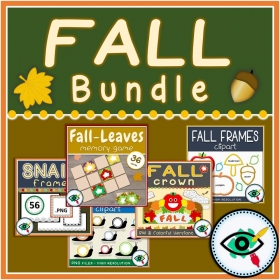 Fall Season – Teaching resources – Bundle