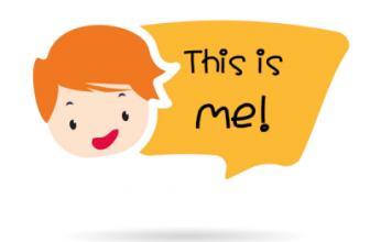 A Unique Back to School Activity – Know me chain