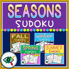 Four Seasons – Sudoku – Bundle
