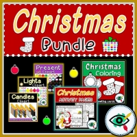 Christmas – Educational activities – Bundle